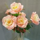 Kytica ruža /H249