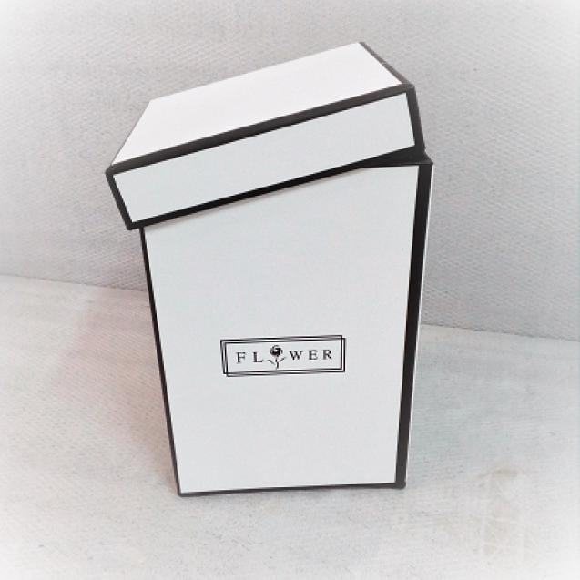 Box na kvety set (3ks) kocka / 400800-2