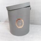 Box na kvety set (3ks) kruh / 400400-3