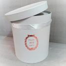 Box na kvety set (3ks) kruh / 400400-2
