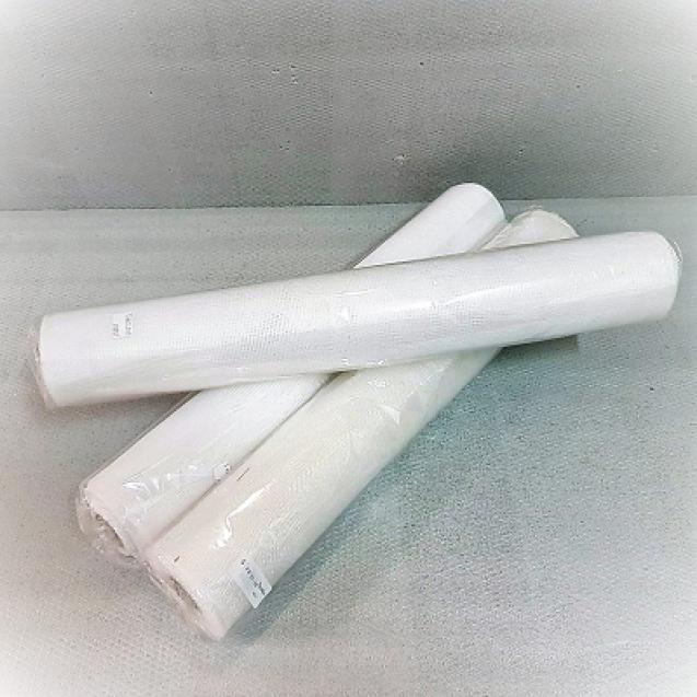 8080 Sieťka žilka White  50cmx10y