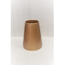 4212 Váza Ovál - Gold