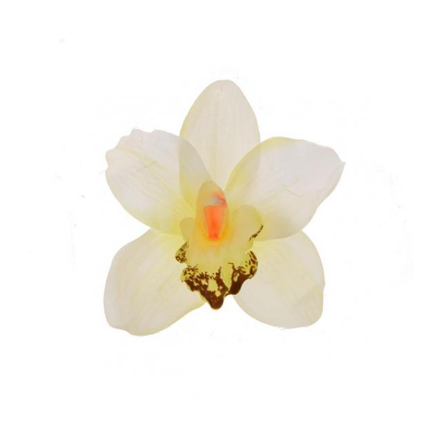 Orchidea satén hlava / 1024