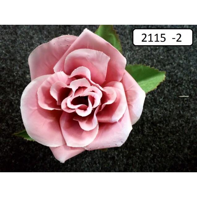 1686 Ruža hlava 12cm / 1686