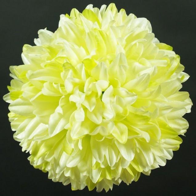 2569 Chryzantéma hlava 20cm /W569