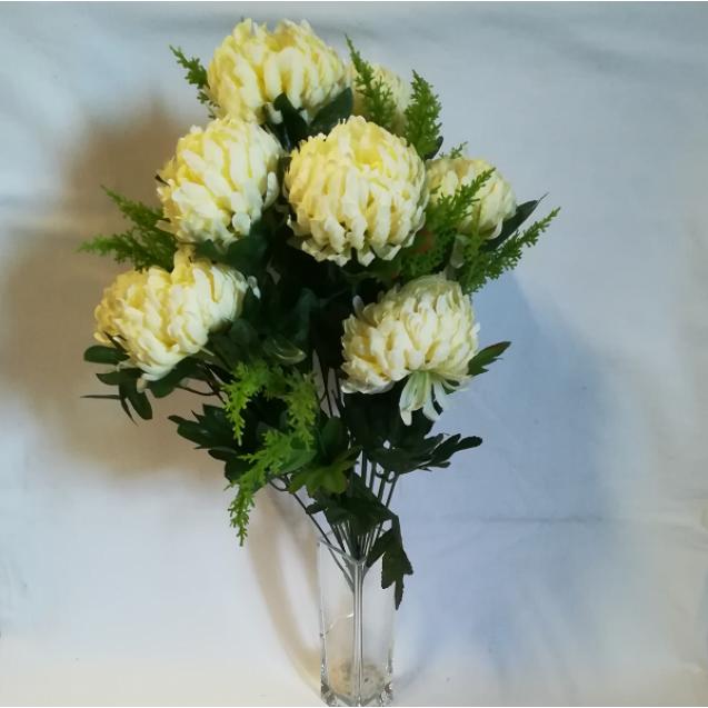 Kytica chryzantéma x 18 mix / 1736