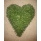 101. Srdce predĺžené veľké, 65cmx80cm