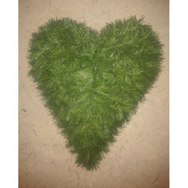 101. Srdce predĺžené veľké 65cmx80cm