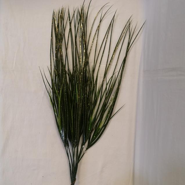 Vianočná dekoračná tráva / 1463