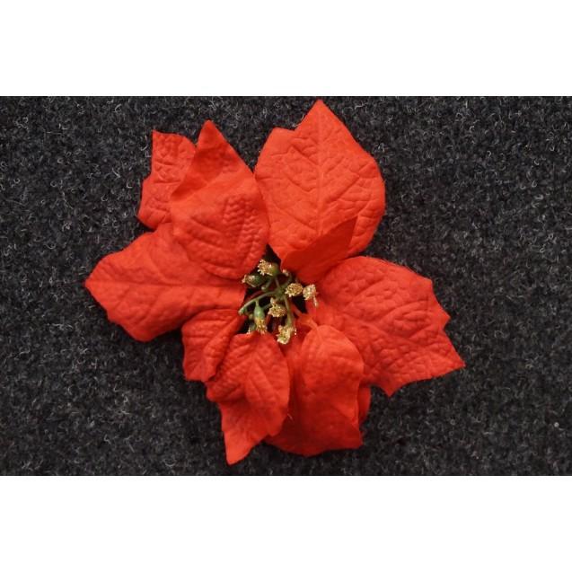 2415 Vianočná ruža 17cm